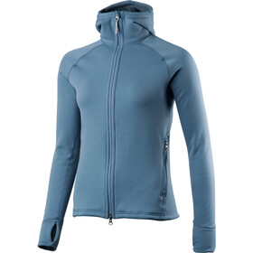Houdini Power Giacca Donna, shivering blue